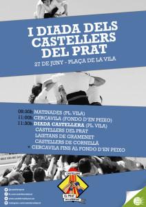 1a Diada dels Castellers del Prat