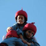Diada a Sant Vicenç dels Horts sota mínims a una setmana de la Trobada del Baix