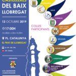 La Trobada de Colles Castelleres del Baix Llobregat arriba al seu primer quart de segle aquest dissabte al Prat